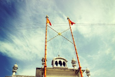 flags of khalsa